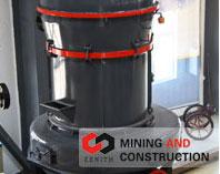 上海西芝MTW欧式磨磨粉机高清图 - 外观