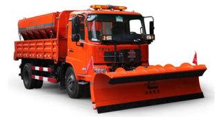 易山重工CSL1120中型全新清仓处理扫雪滚刷除雪车常年接受订单