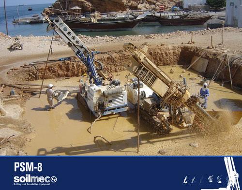 土力机械SM-8多功能微桩机高清图 - 外观