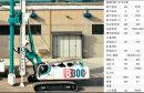 卡萨阁蓝地B300 XP全液压旋挖钻机高清图 - 外观