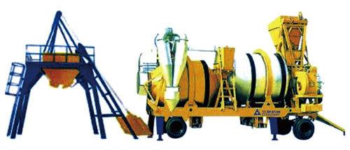 三联机械HLB系列沥青混凝土搅拌设备