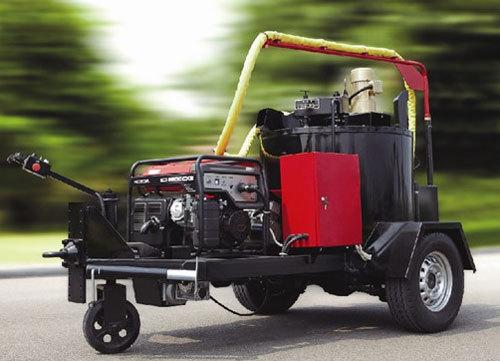 易山重工CLYG-ZS350自行式灌缝机、拖挂式灌缝机、填缝机、补路机
