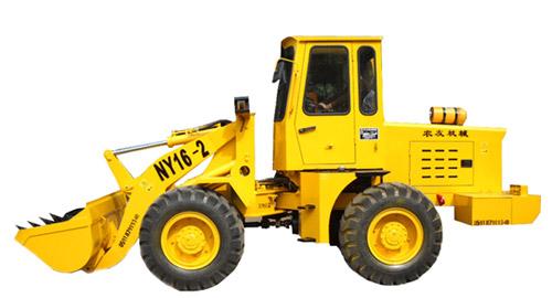 农友新品 NY16-2 (华丰动力)装载机高清图 - 外观