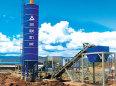 三联机械MWCB系列模块式稳定土厂拌设备高清图 - 外观