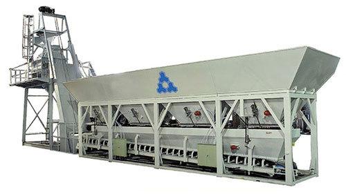 三联亚搏直播视频appYWCB300移动式稳定土厂拌设备