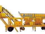 三联机械YHZS25移动混凝土搅拌站