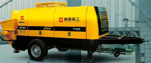 通亚汽车HBT90C-1813-110S拖泵