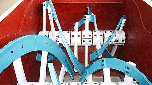 博德MSS双螺旋带搅拌机高清图 - 外观