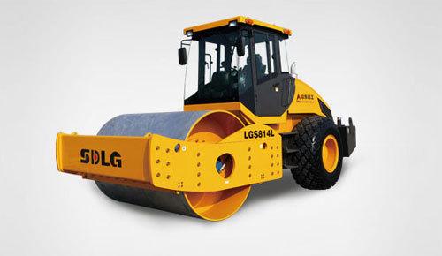 山东临工LGS814L单钢轮压路机