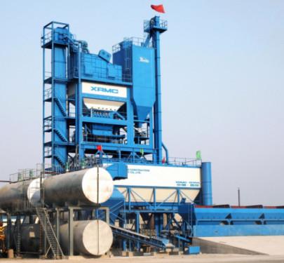 中交西筑JD4000沥青搅拌设备