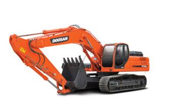 斗山DH260LC挖掘机