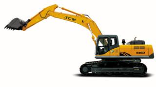 山重建机JCM936D履带式挖掘机