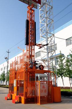 方圆SCD200/200施工升降机