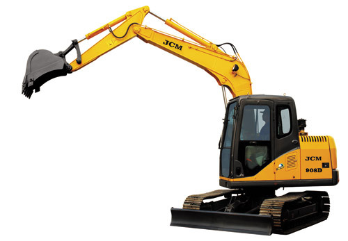 山重建机JCM908D履带式挖掘机