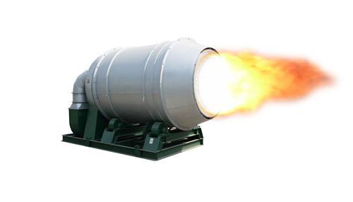 亚龙筑机Y5MF系列煤粉燃烧装置