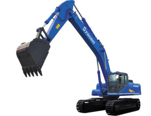 山重建机GC338LC-8履带式挖掘机