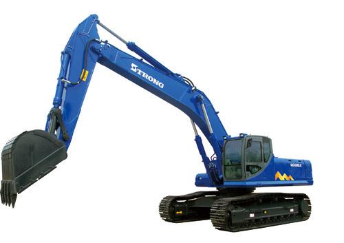 山重建机GC458LC-8履带式挖掘机