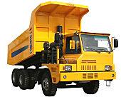 玉柴YCK360礦用礦車