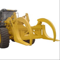 建德ZLJ50D、E夹木轮式装载机