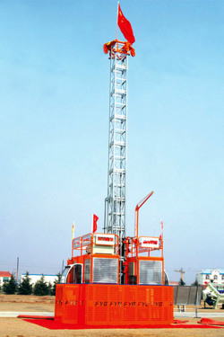 方圆SC200/200施工升降机