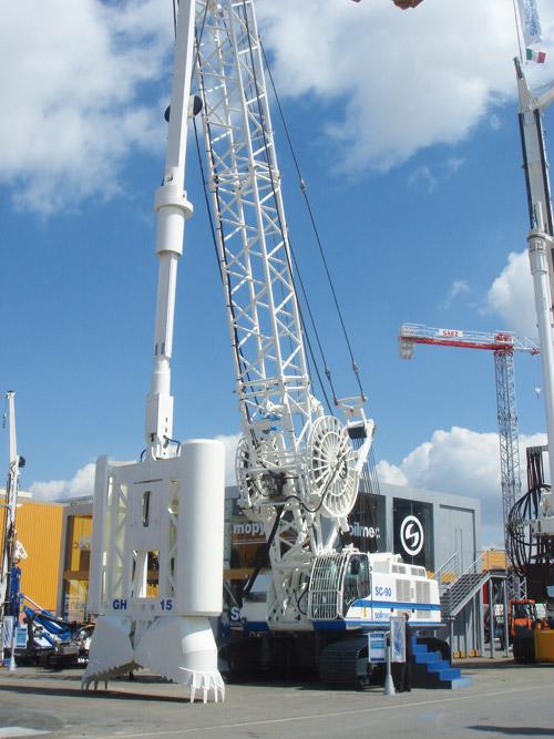 土力机械GH-12液压抓斗高清图 - 外观