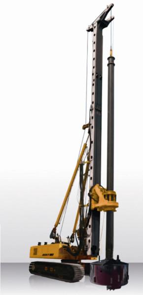 山推桩工SER40旋挖钻机