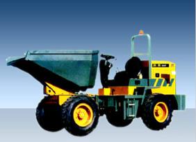 正泰ZT830F轮式多功能翻斗车