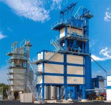 边宁荷夫TBA型Concept系列可搬式沥青搅拌设备