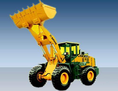 正泰ZT956轮式装载机高清图 - 外观