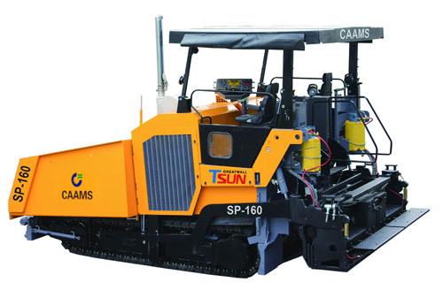 天顺长城SP160多功能沥青摊铺机