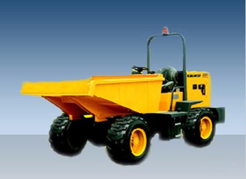 正泰ZT815轮式多功能翻斗车高清图 - 外观
