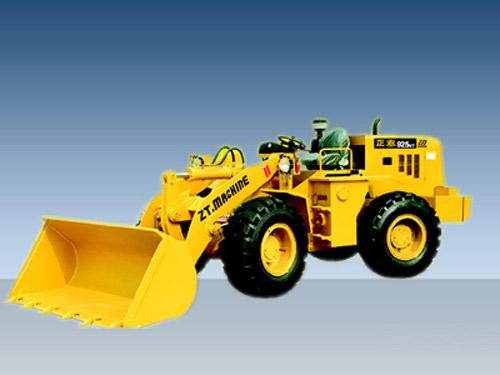 正泰ZT925MT煤碳轮式装载机高清图 - 外观