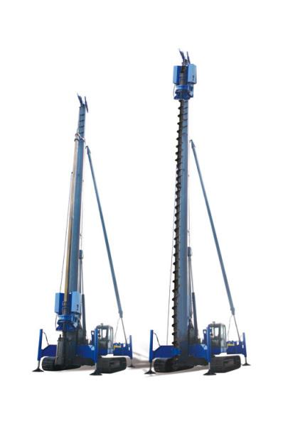 恒天九五JU90型多功能钻机(电旋挖/长螺旋)