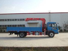 泰安古河URV503K型随车起重机