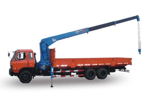湖南飞涛SQ1203 12吨直臂3节臂随车起重机