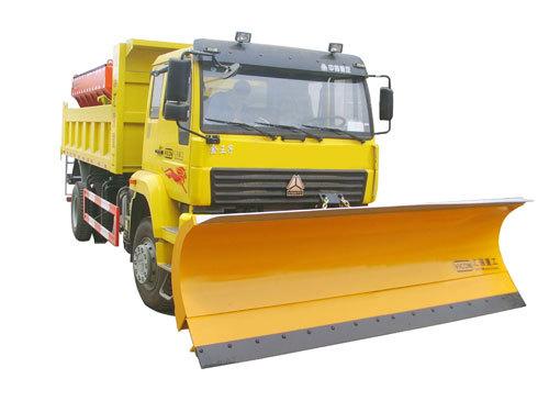 山东汇强JYJ5160TCX型多功能除雪车