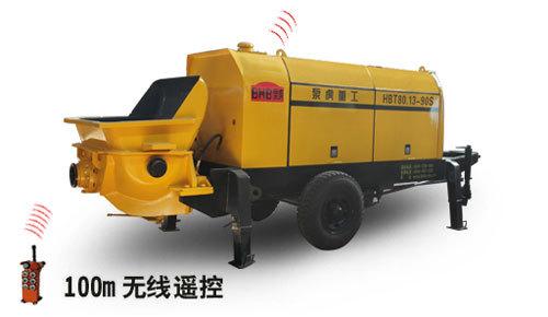 泵虎HBT80.13-90S拖泵
