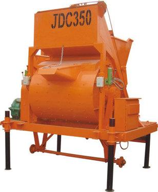 腾飞JDC单卧轴混凝土搅拌机