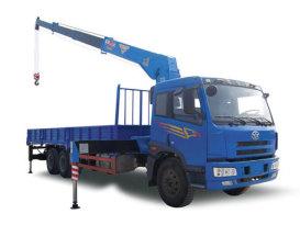 湖南飞涛SQ804 8吨直臂4节臂随车起重机