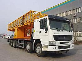 泰安五岳TAZ5283JQJA型桥梁检测车