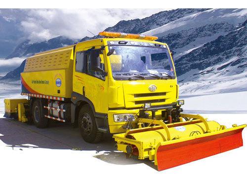 暴风雪CZ-2420-2型多功能除雪机