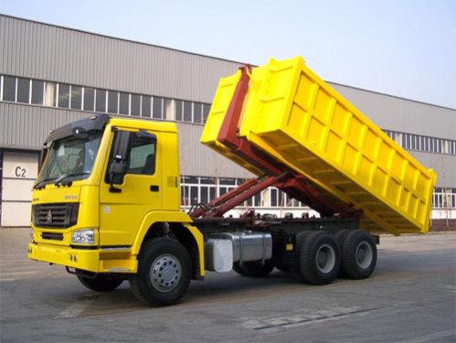 泰安五岳垃圾车