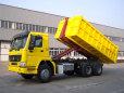 泰安五岳TAZ5253ZXXA车厢可卸式垃圾车高清图 - 外观