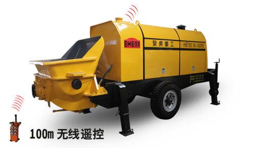 泵虎HBT80.16-162RS拖泵