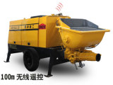 泵虎HBT60DⅢ型(智能型)拖泵