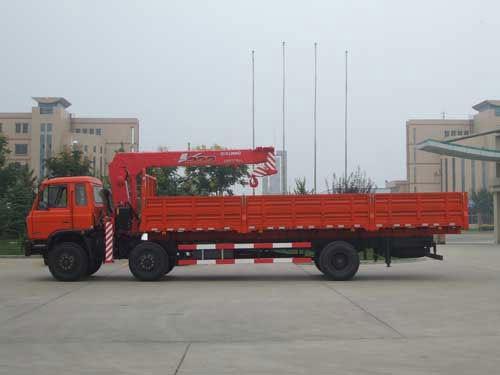 泰安古河URV805K-CNB型随车起重机