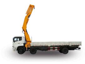 湖南飞涛SQZ3804 18吨折臂4节臂随车起重机