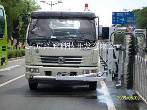 泽通二代护栏清洗车