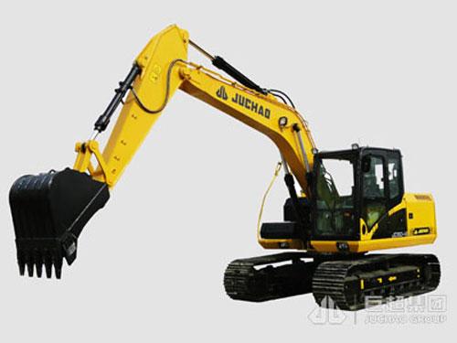巨超JC150-9挖掘机高清图 - 外观