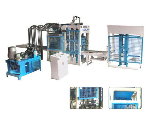 卓越鸿昌HCQ6-15砌块成型机砖机